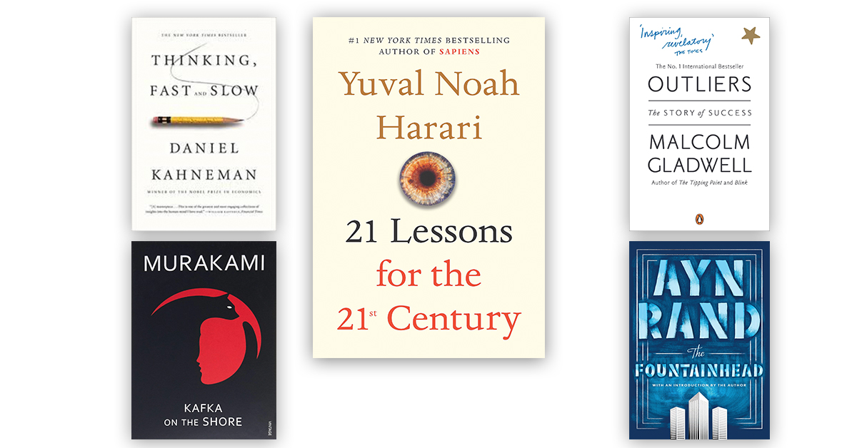 My top books of 2020